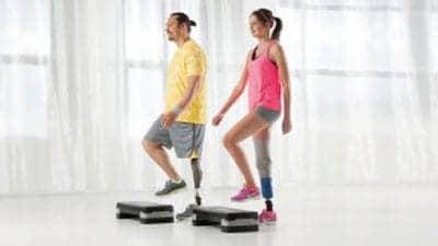 App Promotes Self-Managed Workout Regimen for Amputees