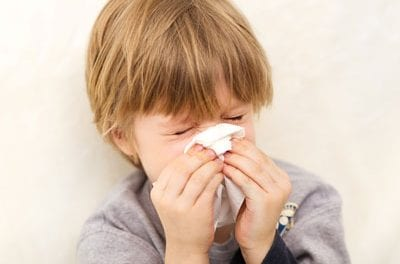 Study Links Colds, Minor Infections to Temporary Increase in Pediatric Stroke Risk