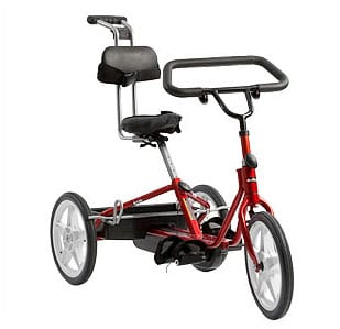 Rifton Adaptive Trikes Target Fun and Function for Users