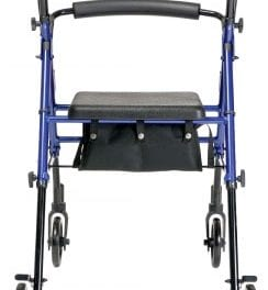 Adjustable Rollator Aims to Provide Users Convenience and Flexibility