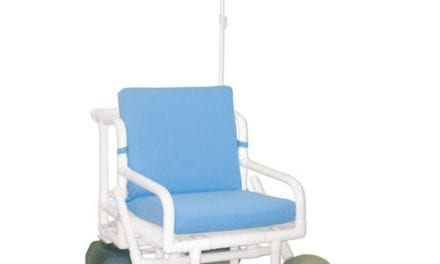 All Terrain/Beach Wheelchair Aims to Enhance Outdoor Leisure