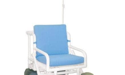 All Terrain/Beach Wheelchair Aims to Enhance Outdoor Leisure