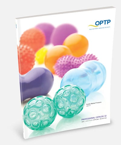OPTP's Professional Catalog Features Newly Added Sections and Products