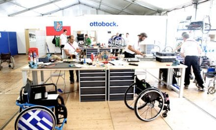 Ottobock Set as Technical Services Provider for Rio 2016 Paralympic Games
