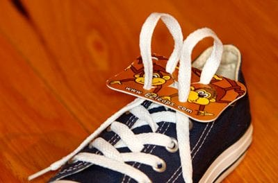 Tool Targets Eased Shoe Tying for Individuals with Limited Manual Dexterity