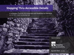 """Stepping Thru Accessible Details"" helps building projects meet ADA compliance"