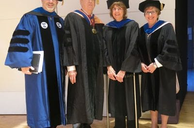 Touro College SHS Hosts Commencement September 9