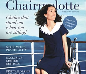 Clothing Line Designed Especially for Mobility Device Users