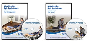Mobilization Belt Techniques for Manual Therapy on New DVD