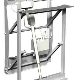Wall Cabinet Lifts Allow Users with Disabilities to Lower Cabinets to Increase Accessibility