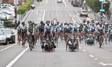 CAF Kicks Off 9th Annual Mazda Foundation Million Dollar Challenge Ride