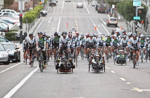 CAF Kicks Off 9th Annual Mazda Foundation Million Dollar Challenge Ride