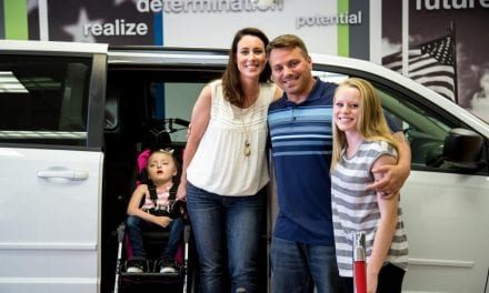 Vantage Mobility helps Phoenix family connect with accessible van