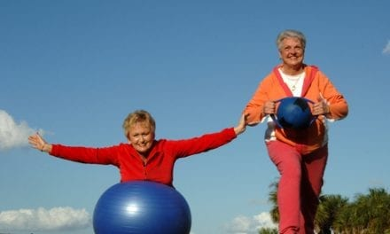 """Medium"" Exercise Lowers Parkinson's Risk"