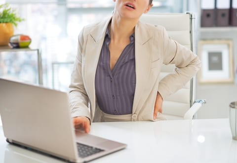 Spine Position During Intimacy Affects Comfort for Women Who Have Back Pain