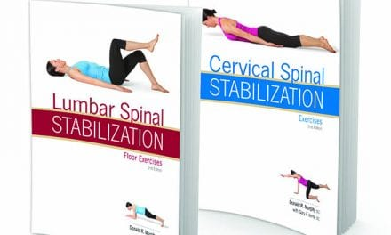 Spinal Stabilization Exercise Books Aim to Improve HEP Compliance and Technique