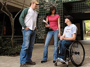 U of Texas Students with Spinal Cord Injury Awarded $131,000 in Scholarships