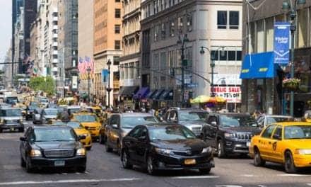 Noisy Streets Are Stroke Risk, Especially for Older Folks
