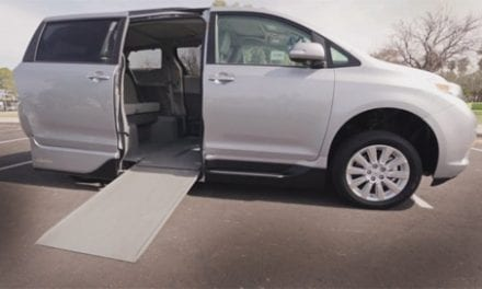 Hang On for the Ride: Big WAV of Accessible Vehicles Coming to North America