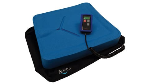 SofTech Pressure Ulcer Treatment Cushion Aims to Heal Wounds While User is Sitting
