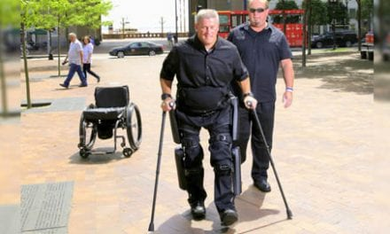 ReWalk Aims for Lighter Design, Faster Walking Speed in Exoskeleton Update