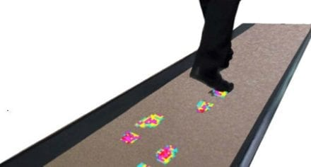 New Gait Analysis Walkway System is Engineered with a Single-Layer Design