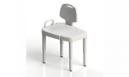 New Adjustable Transfer Bench Aims to Help Make the Bathroom a More Safer Place