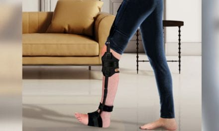 TripleFlex Addresses Lower-Extremity Deficits by Improving Walking Biomechanics