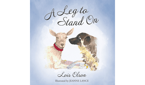 Children's Book Aims to Help Describe Life as an Amputee to Children