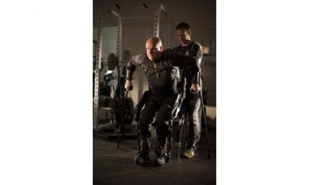 Paralyzed Man Takes Steps with Robotic Assist in UCLA Study
