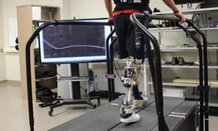 Algorithm Developed That Helps Enable Powered Prosthetics to Tune Themselves Automatically
