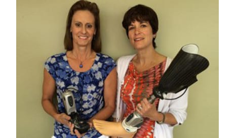 Researchers Receive Grant to Study a Prosthetic Foot for Veteran Amputees