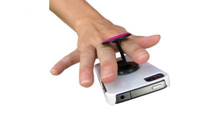 Handable Aims to Help Those with Hand and Wrist Mobility Issues Hold Phones and Tablets with Ease