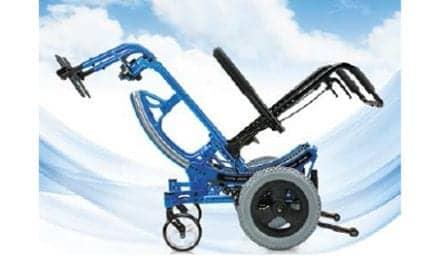 Freedom Designs Inc Introduces P.R.O. CG Wheelchair
