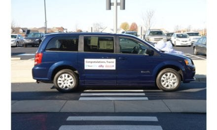 Companies Join Together to Donate Wheelchair-Accessible Vehicle to Family