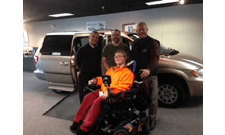 With Help from Performance Mobility and the Community, Family Receives Wheelchair Van