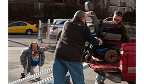 """Pawnbroker Donates Motorized Wheelchairs as Part of """"The Gift of Mobility Giveaway"""""""