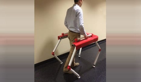 """Smart Walker"" Robotics-Based Mobility Device Funded by NIH"