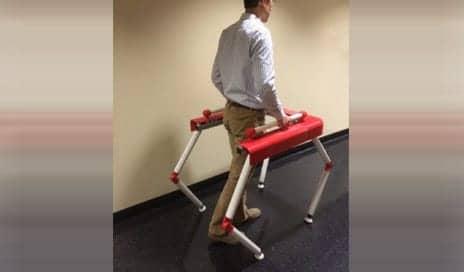 """Smart Walker"" Robotics-Based Mobility Device Funded by NIH"