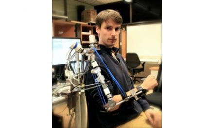 Researchers Developing Robotic Arm for Duchenne Patients