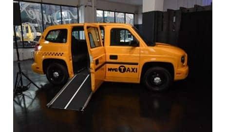 Mobility Ventures Unveils Specially Designed MV-1 Taxi