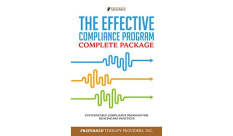 PREFERRED Therapy Providers Inc Offers Compliance Program