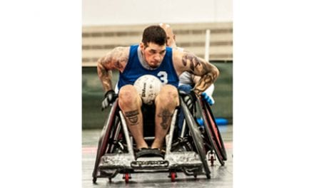 Call to Participate in the National Veterans Wheelchair Games
