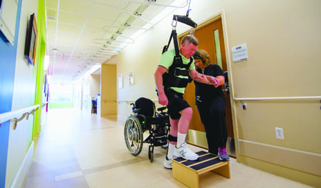 Promoting Motor Recovery After Spinal Cord Injury