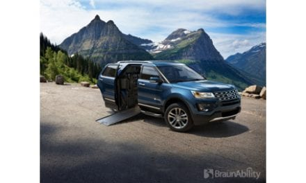 Drive or Ride: Wheelchair-Accessible SUV Comes to Market