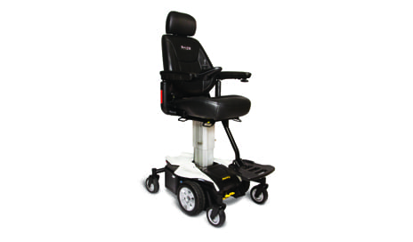 Pride Mobility Products Introduces Power Chair Designed for Social Interaction