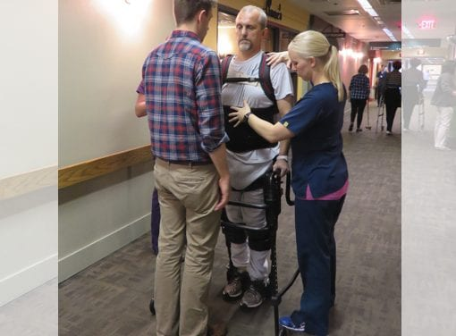 Lower-Extremity Rehabilitation with Adjunct Interventions