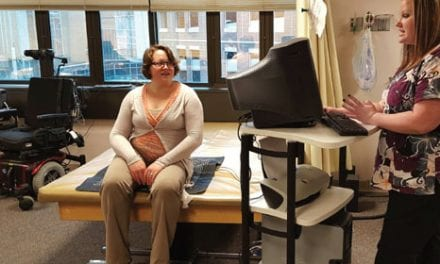 Using Pressure Mapping for Seating & Positioning