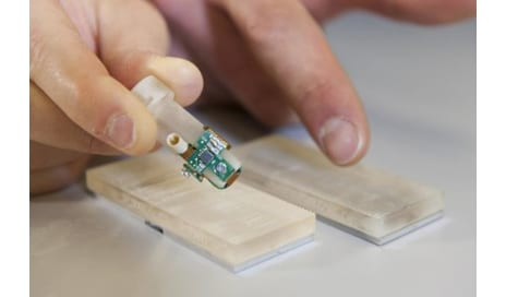 Prosthetic Fingertip Helps Enable Amputee to Feel Touch