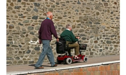 Aging Population is Using Medical Scooters in Rising Numbers, Per Report